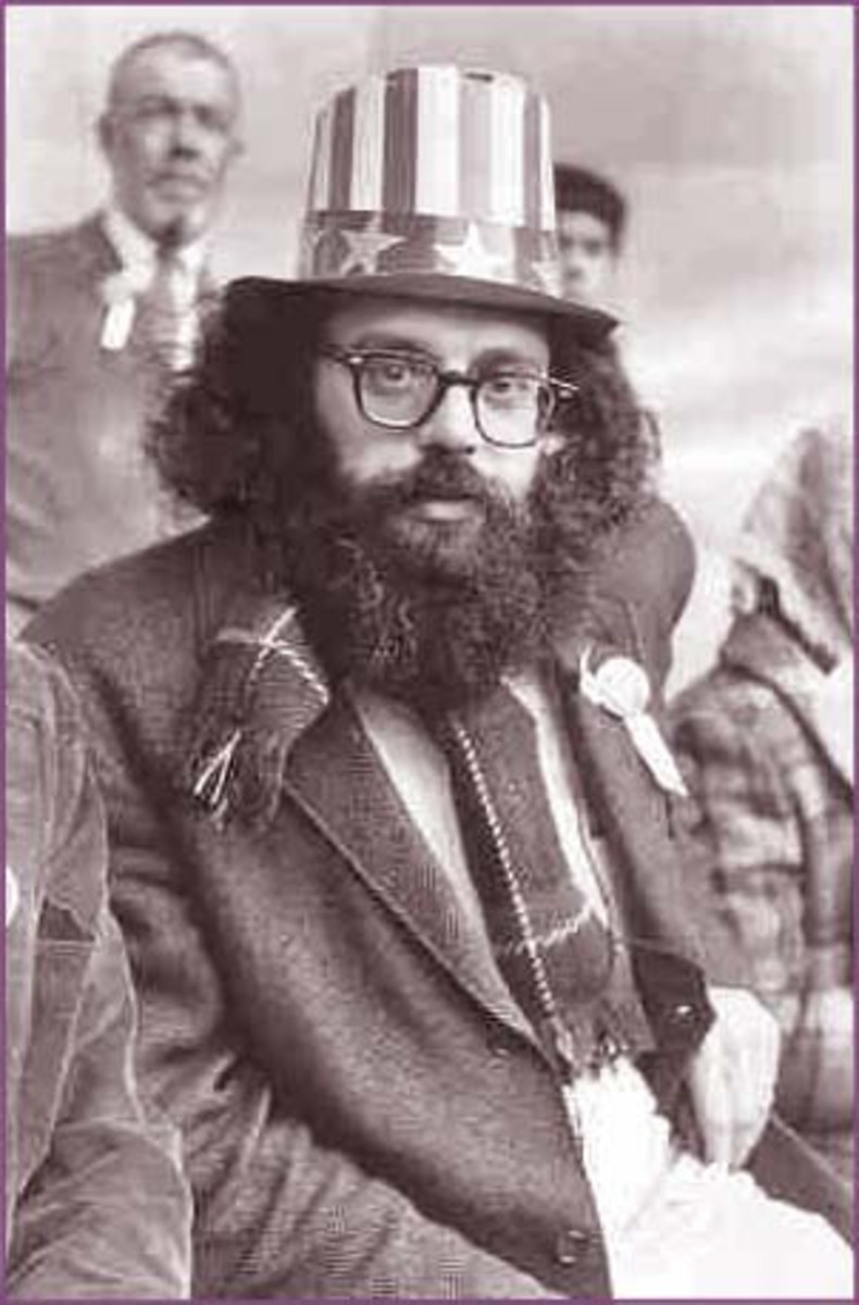 That Time Allen Ginsberg Wrote a Socialist Poem — About Bernie Sanders