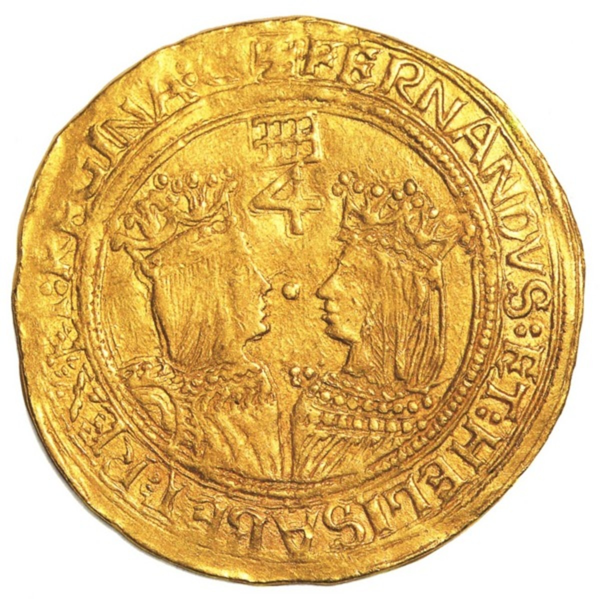 The marriage of Ferdinand II of Aragon and Isabella I of Castile in 1469 united much of the Iberian Peninsula under one kingdom and laid the foundation for one of Europe's first nation-states--Spain.