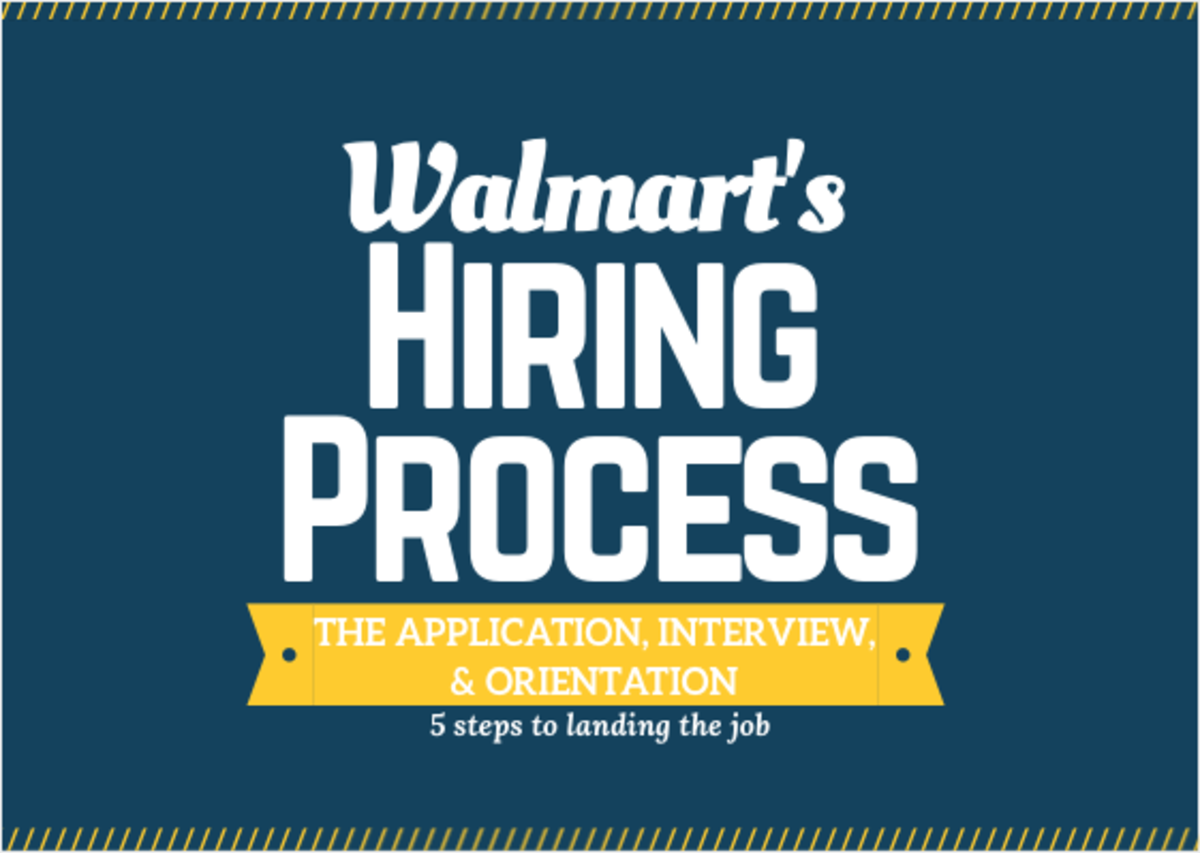 walmarts hiring process 5 steps to landing the job - Walmart Overnight Jobs