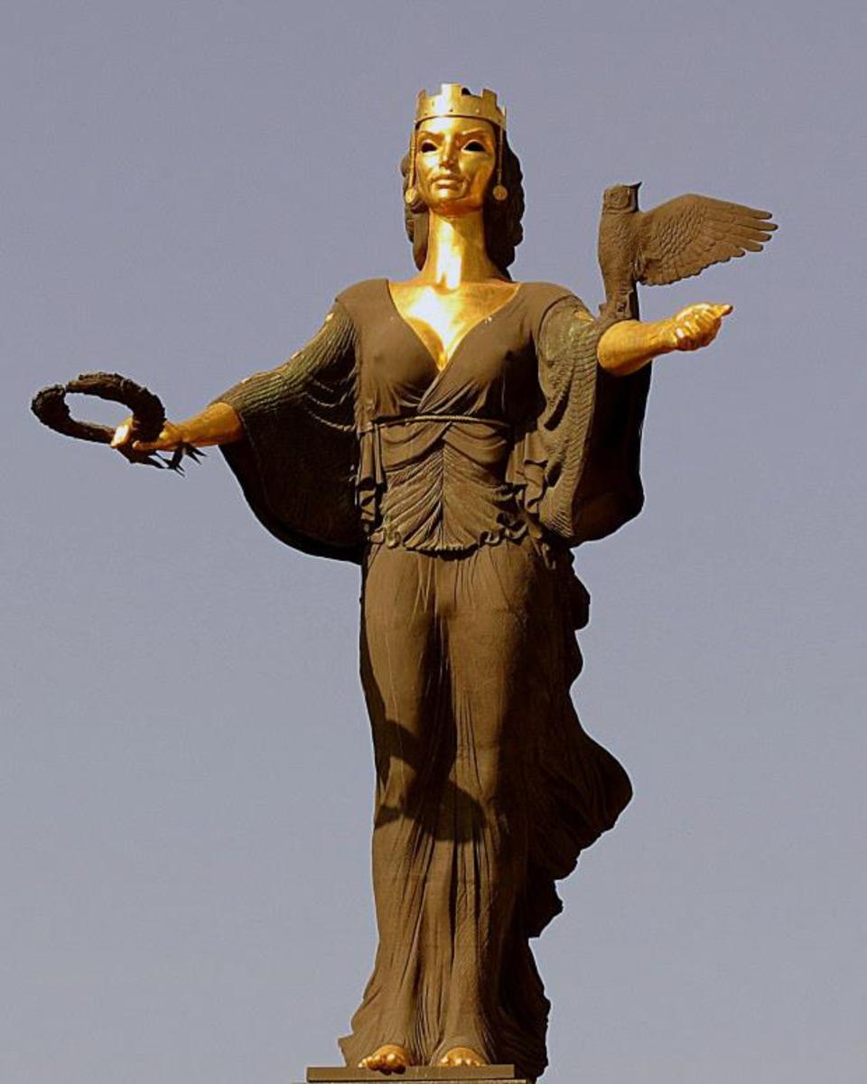 Sophia Goddess of Spirituality in Mature Women