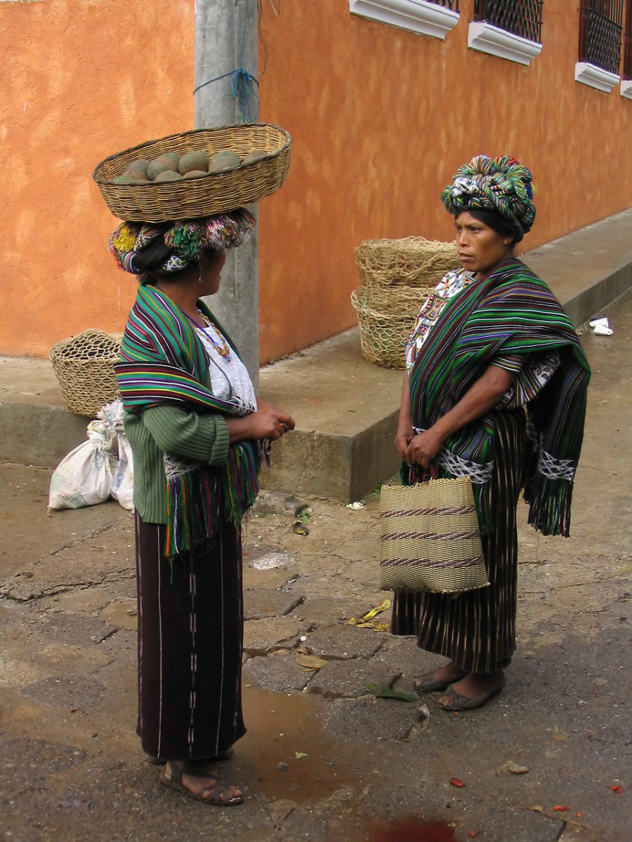Traditional dress is an important indicator of indigenous heritage in Latin America.