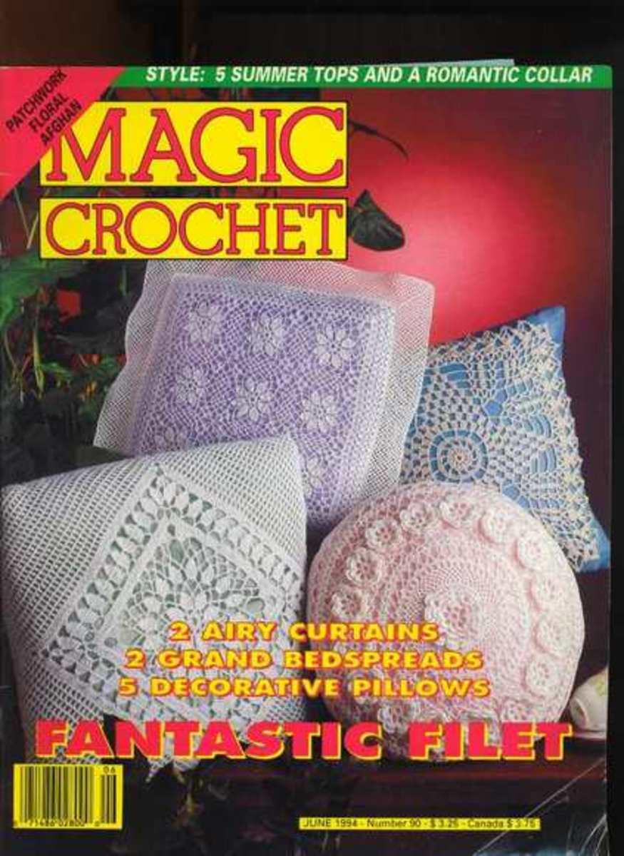 What Happened To Magic Crochet Magazine Feltmagnet