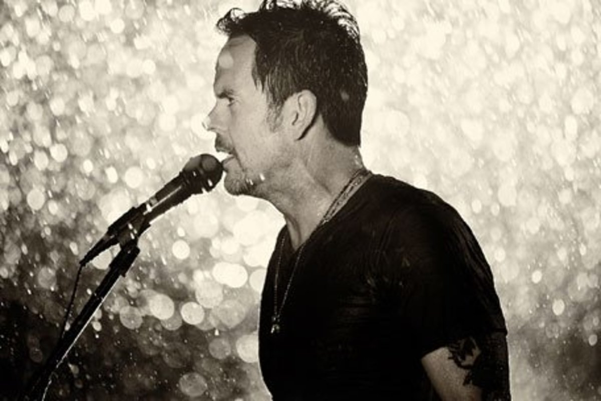 Gary Allan - Country Music Songs About Rain
