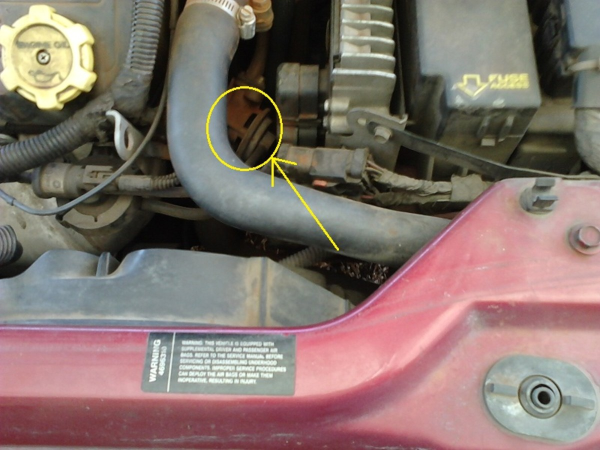 How to Find the EGR Valve in an Engine