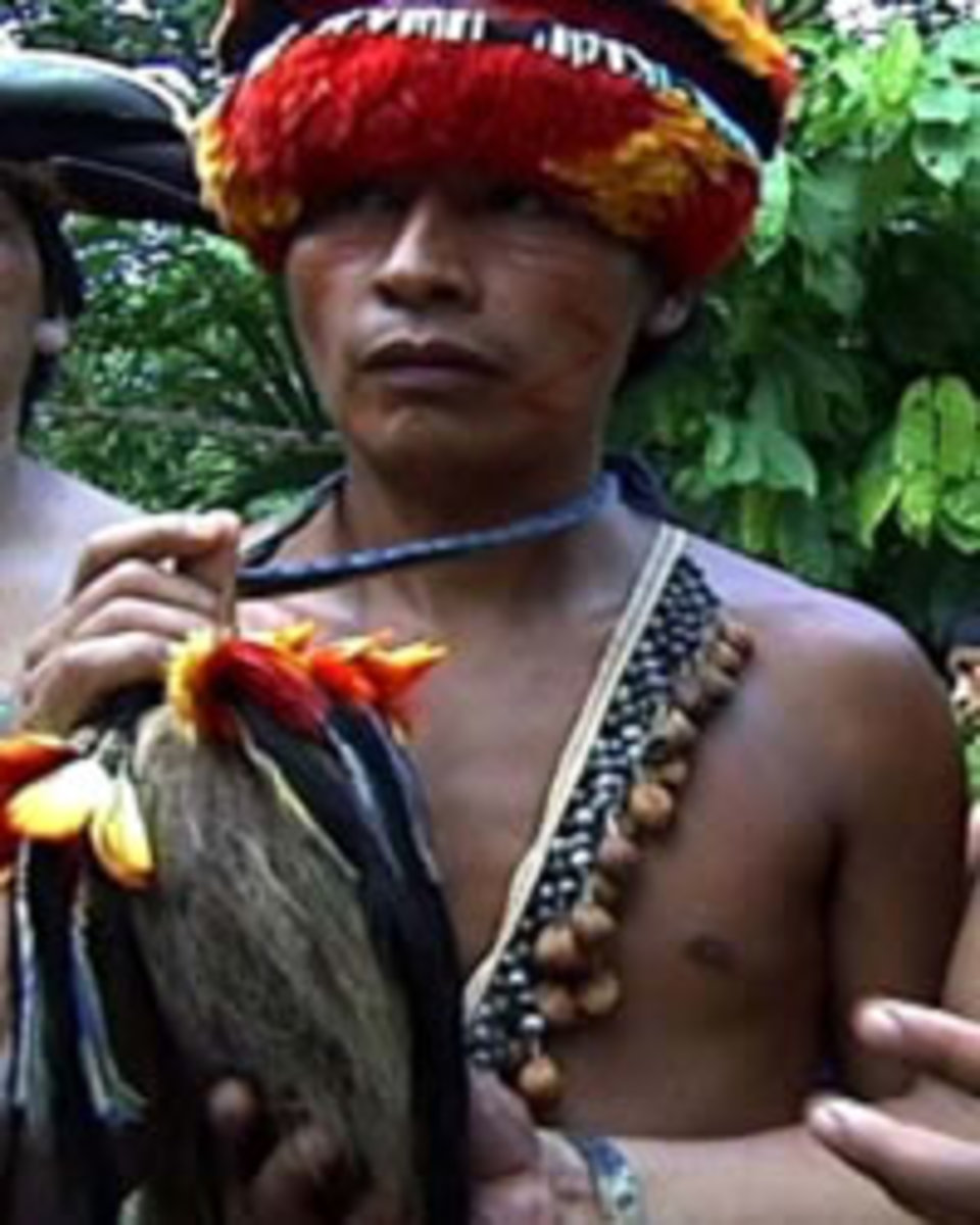 Shuar: Meeting the Headshrinkers of the Amazon Basin