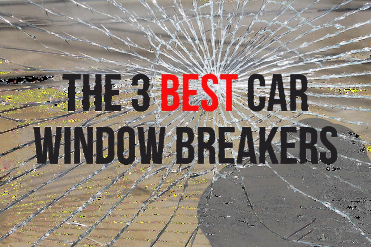 Best 3 Emergency Window Breakers for Cars