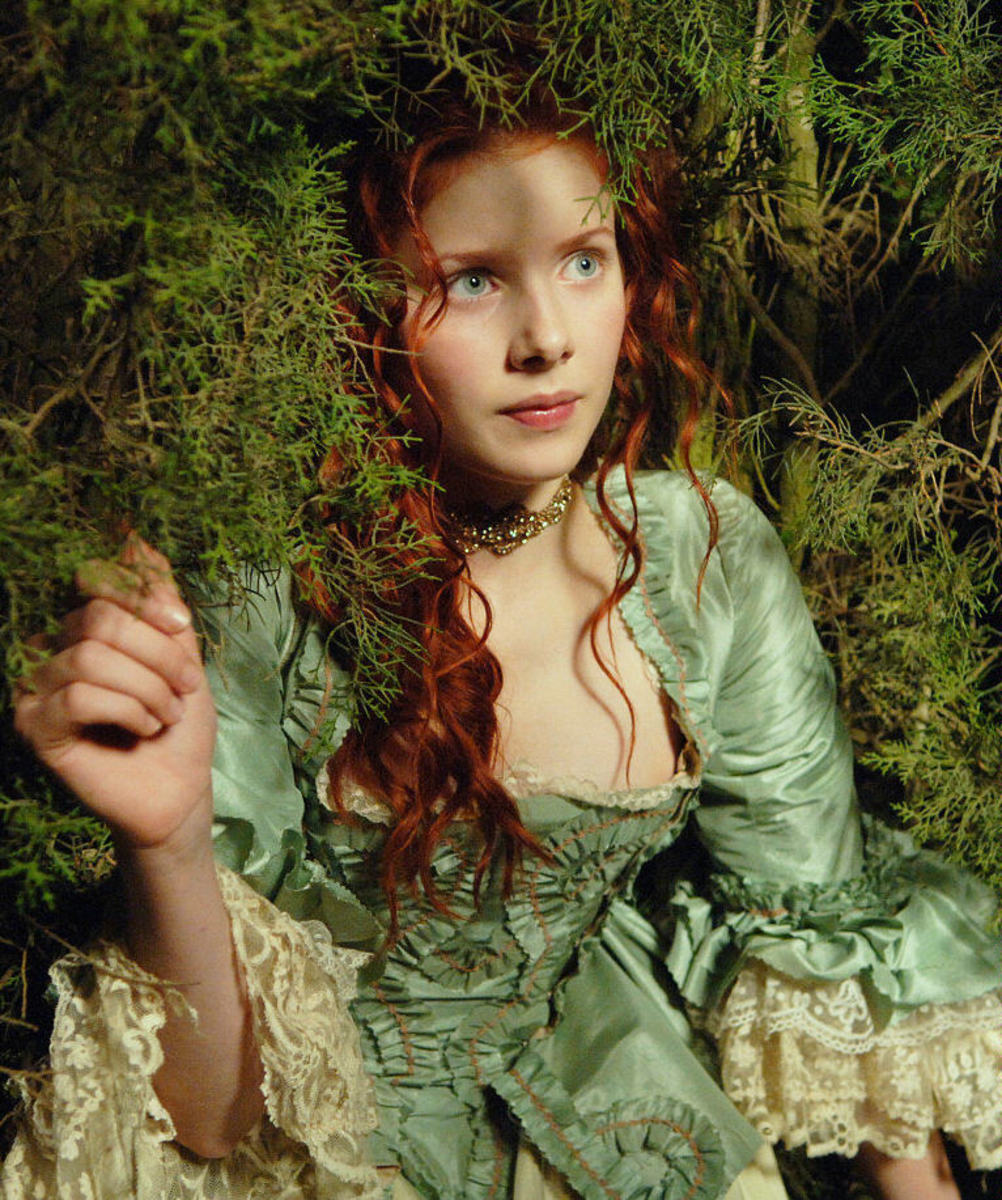 Ten Most Beautiful Red Headed Actresses