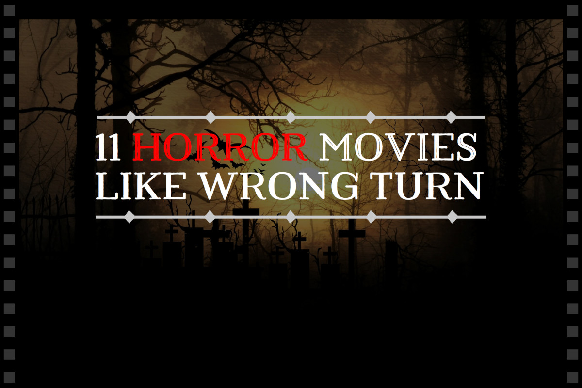 11 Brutal Horror Movies Like Wrong Turn