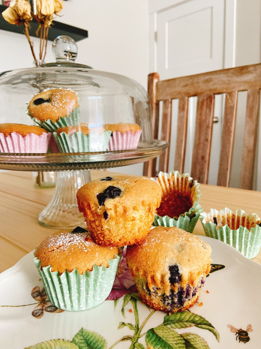 How to Make the Best Blueberry Muffins Ever