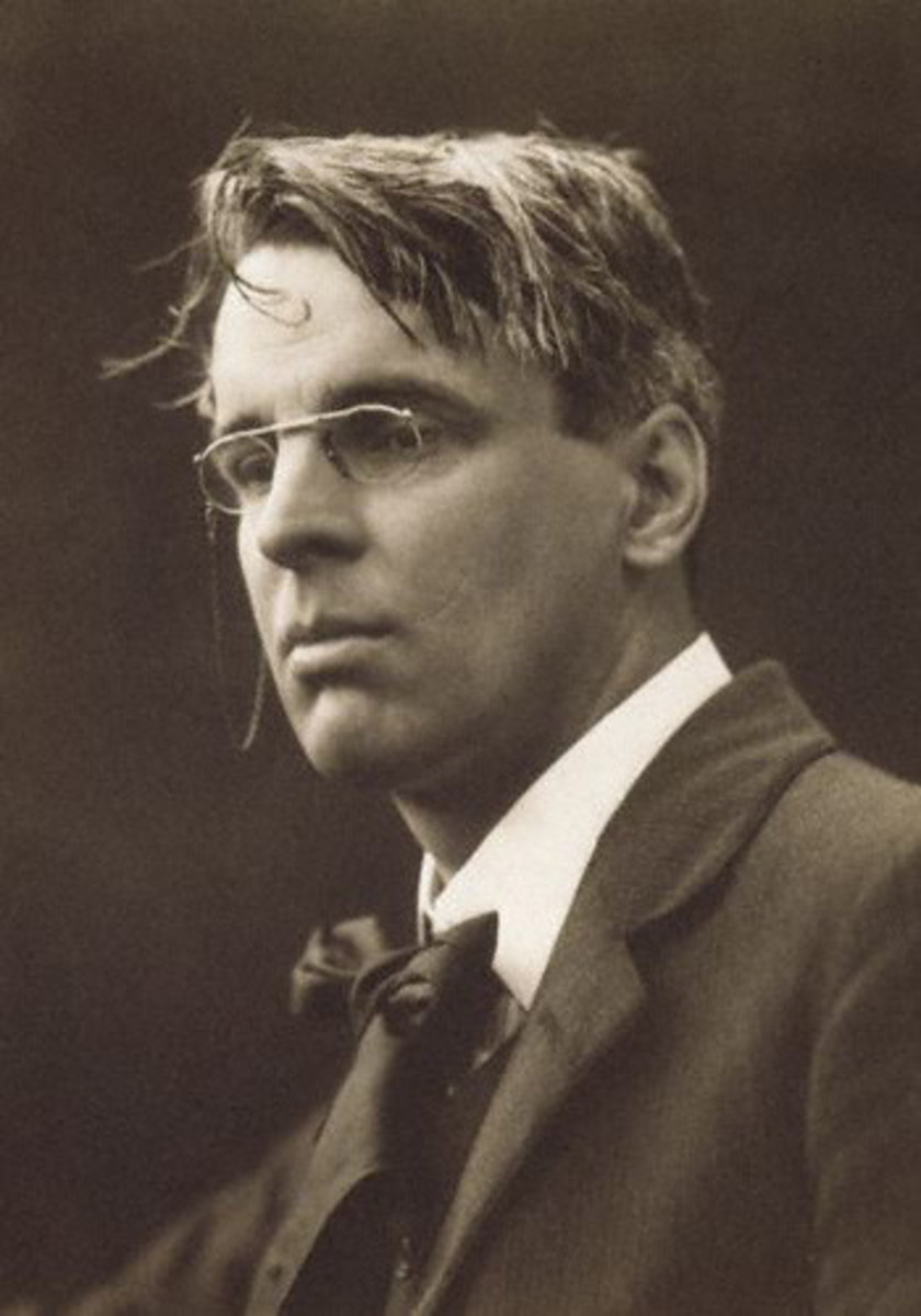 WB Yeats, Ireland's most well-known poet wrote about the 1916 and 1919-21 conflicts.