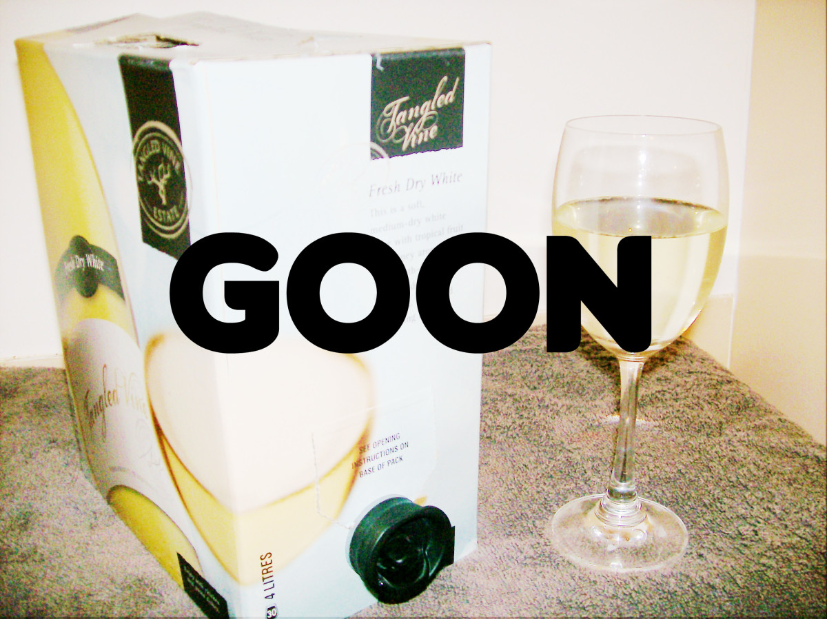Goon: Australia's Most Famous Drink. What Is It?