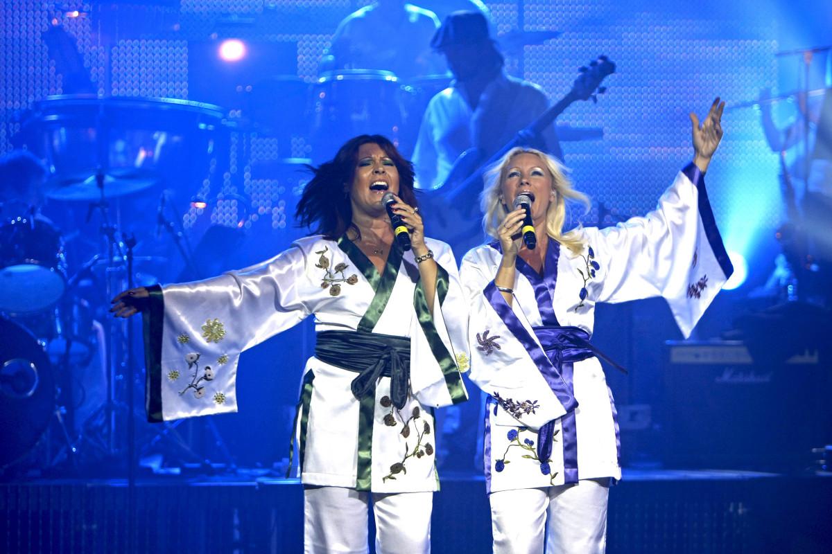 ABBA Singing Fernando