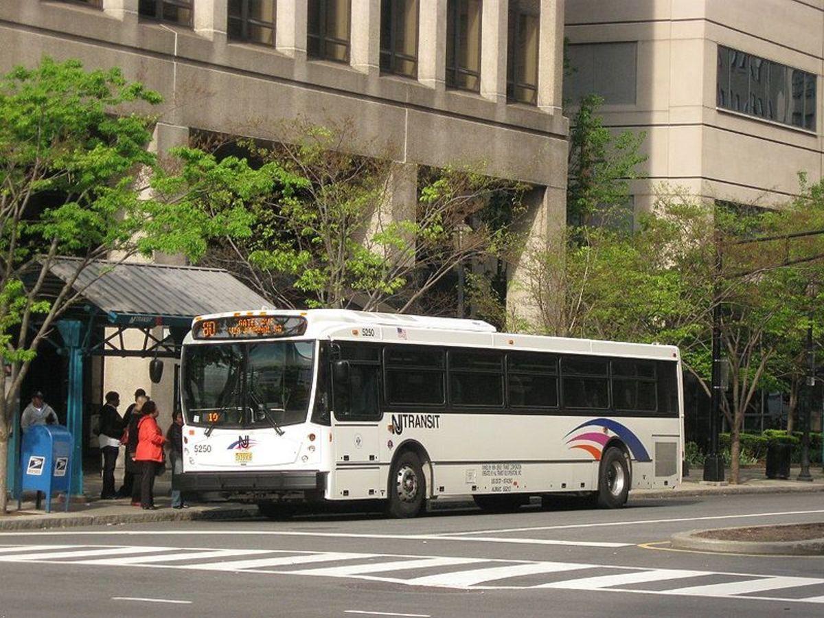 NJT Public Bus, Rte #80