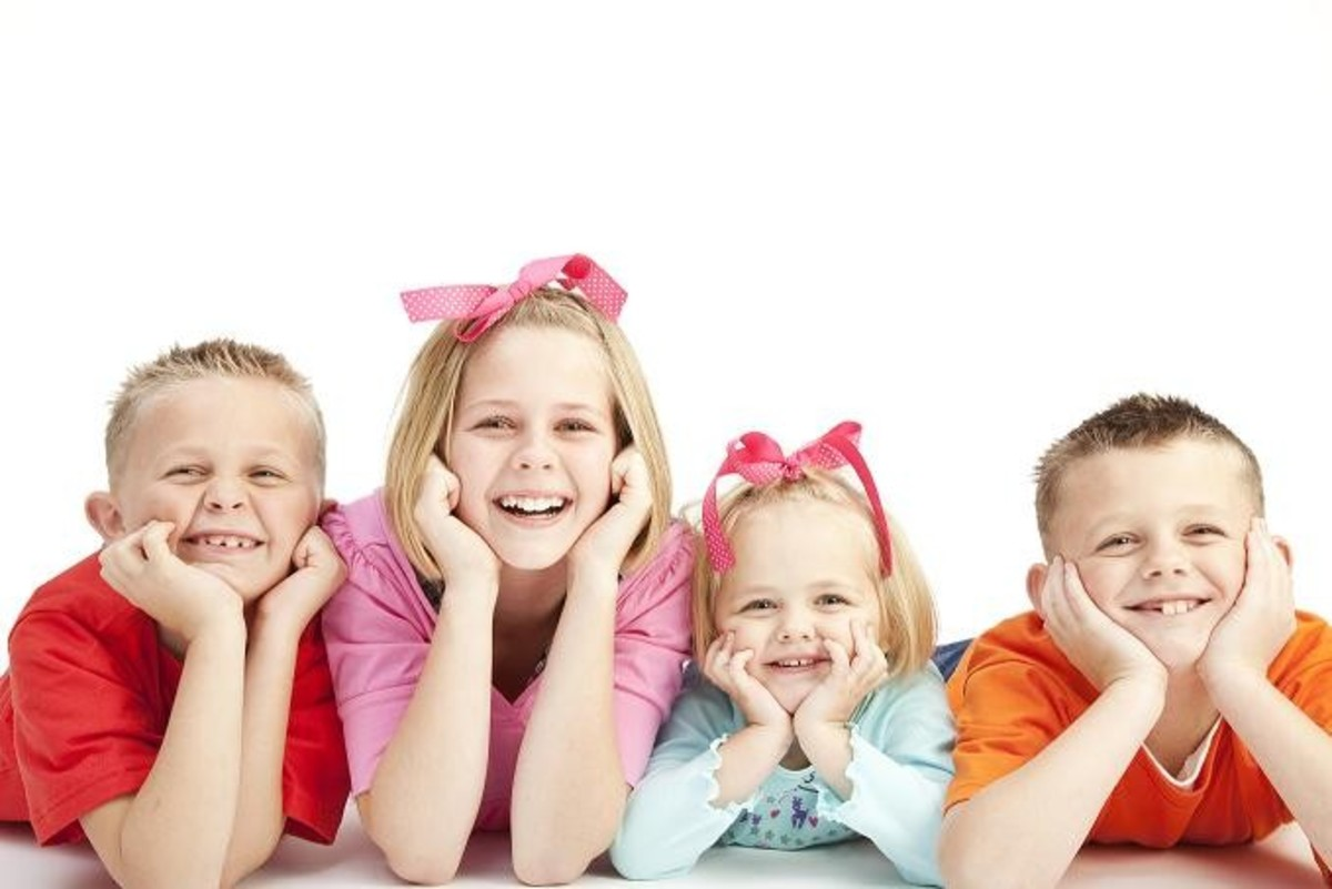 Interest in teeth brushing leads to happy and healthy smiles!