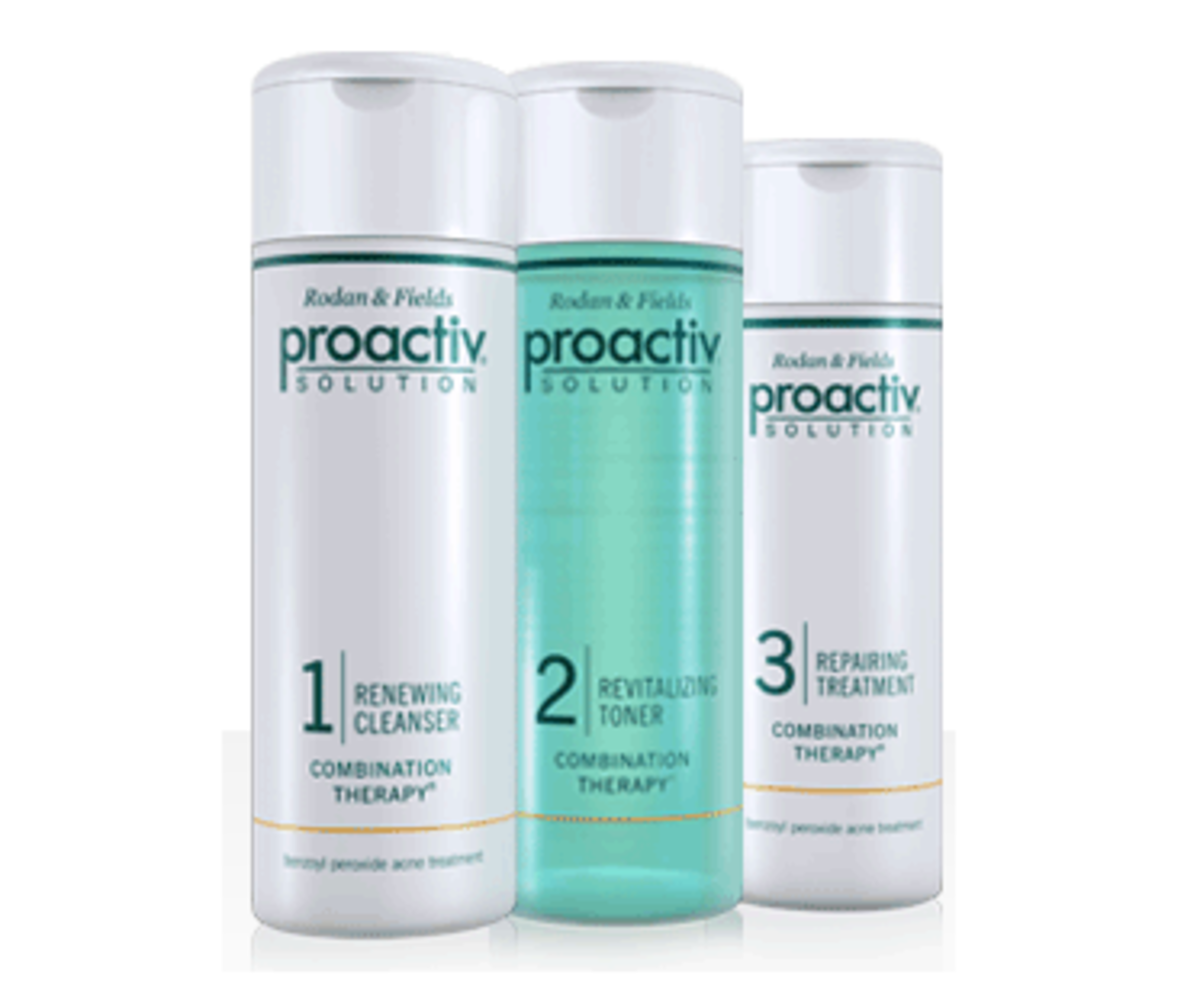 Proactive's 3-Step System