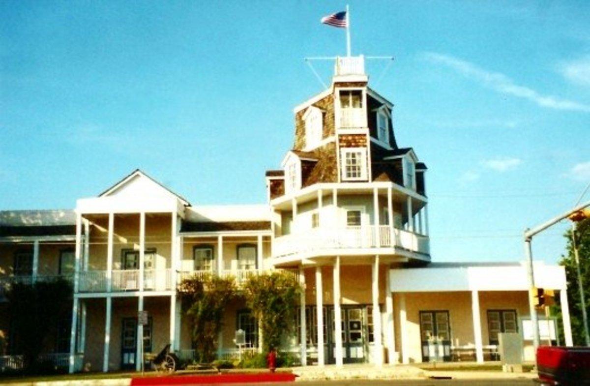 Admiral Chester W. Nimitz Museum in Fredericksburg, Texas