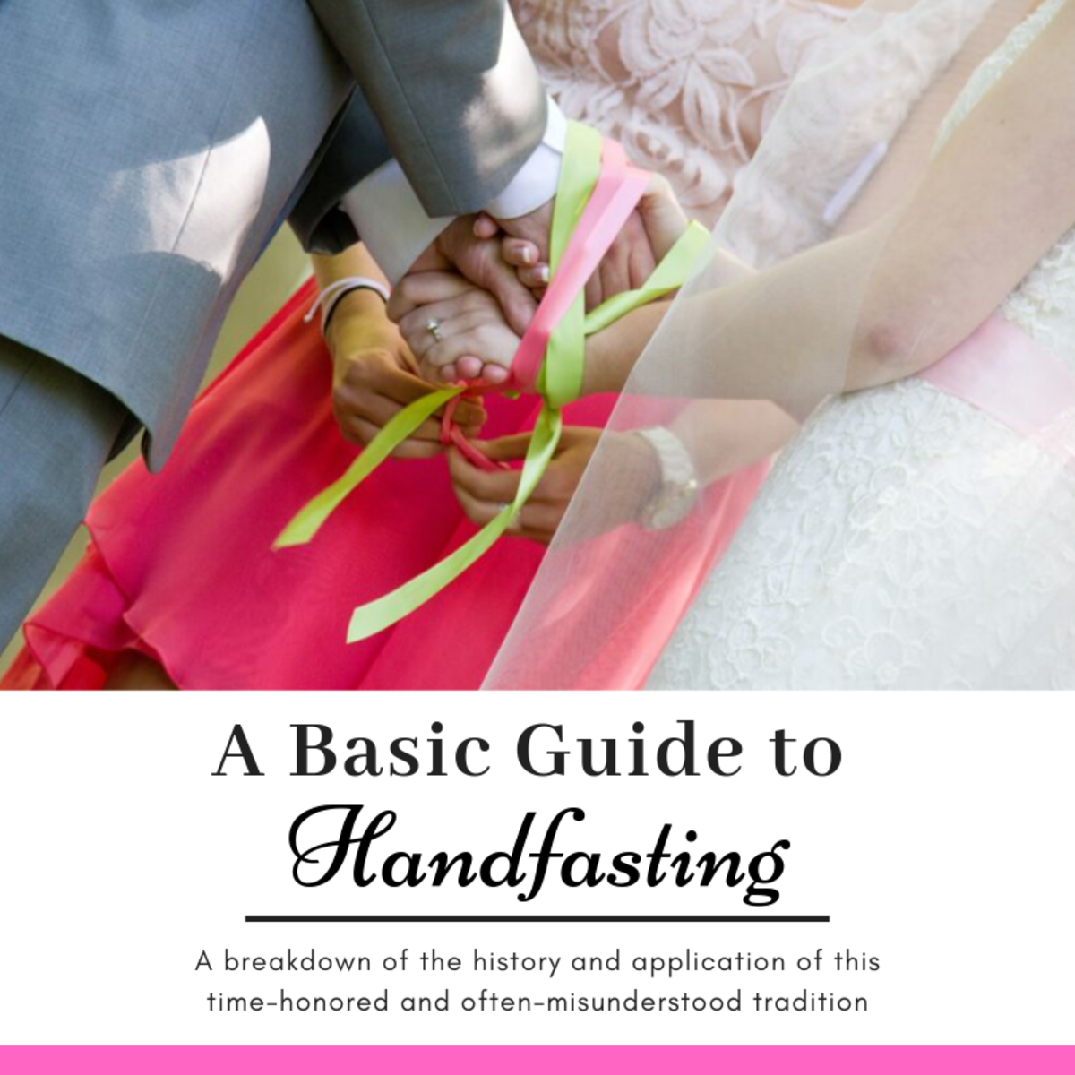 Handfasting: Not Just for Pagan or Wiccan Wedding Vows