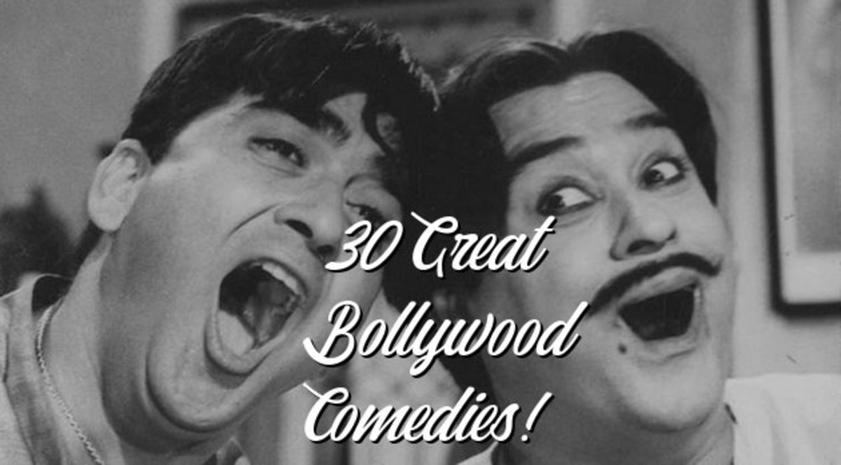 Here are 30 of the funniest Bollywood movies of all time