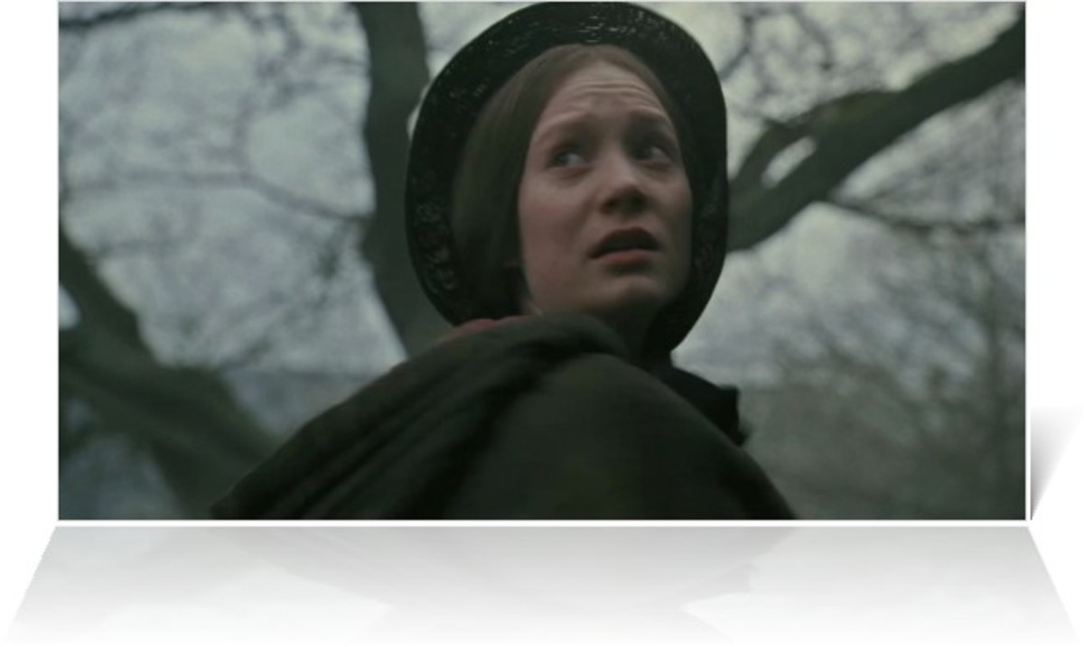 Jane faces spooks and scares in the woods