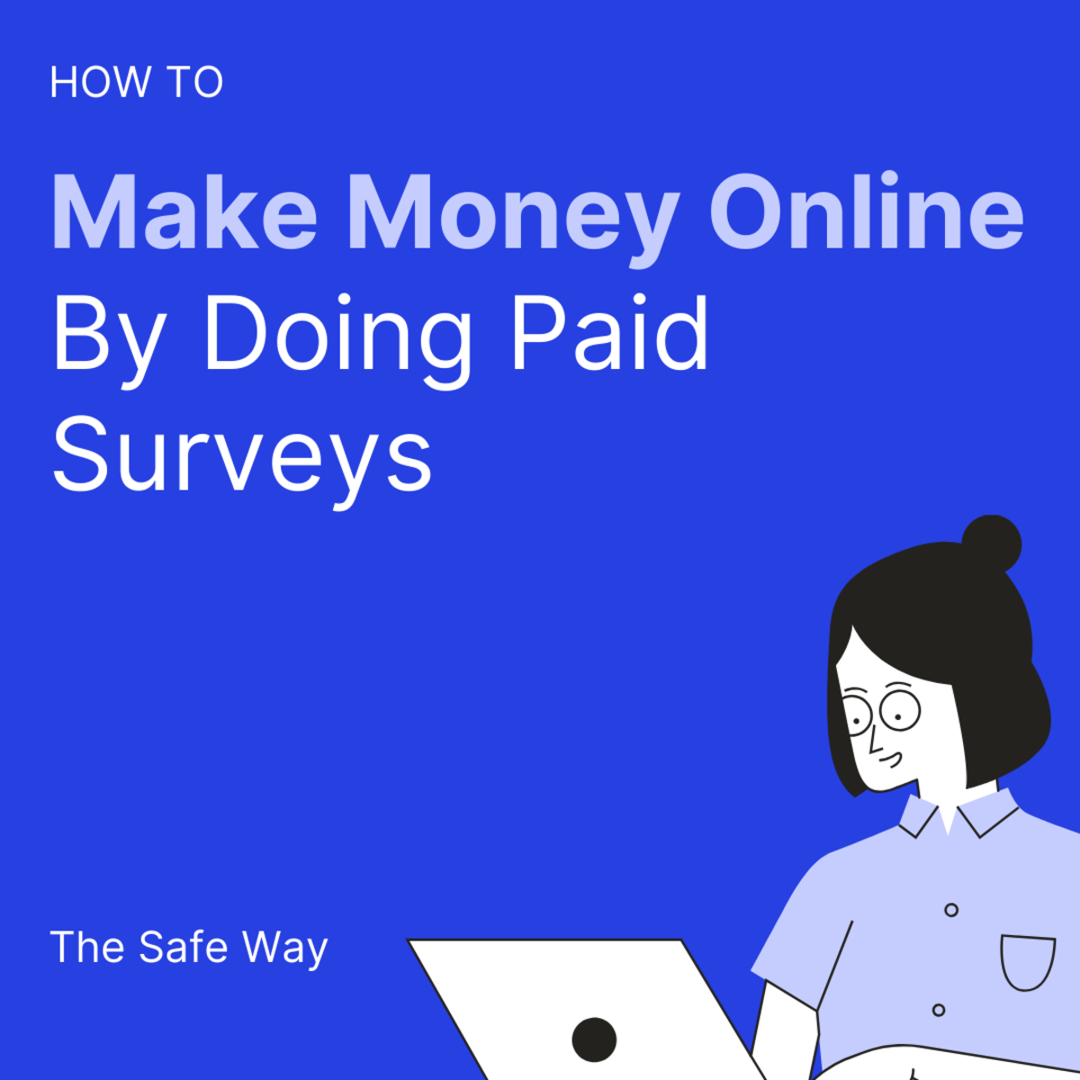 How to Safely Make Money Online Doing Paid Surveys
