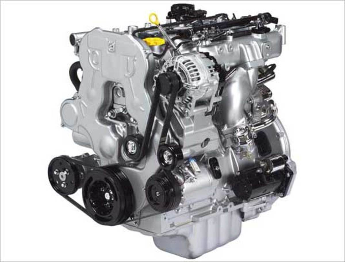 TX4 engine