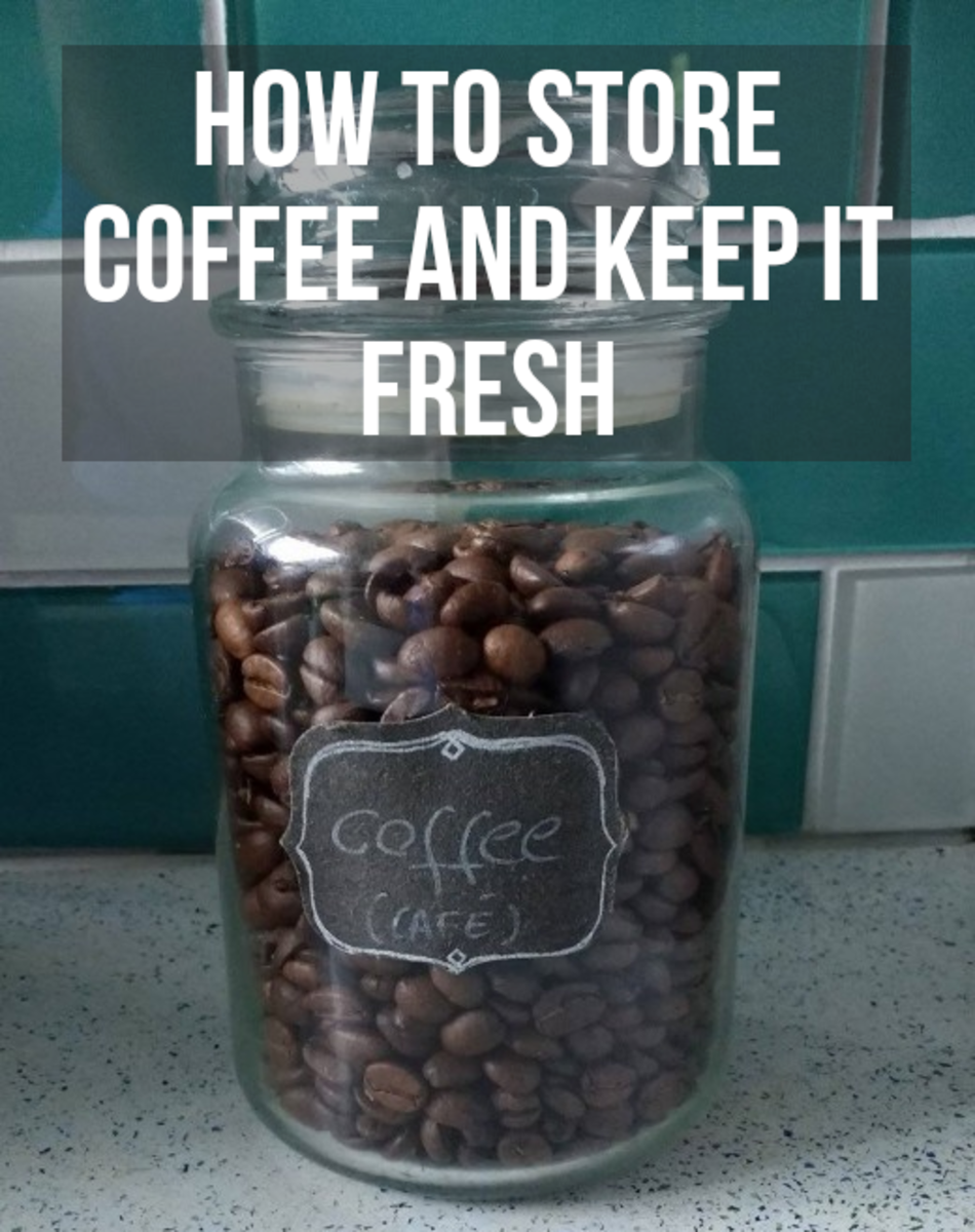 Read on to discover how to store coffee so that it doesn't lose its flavor.