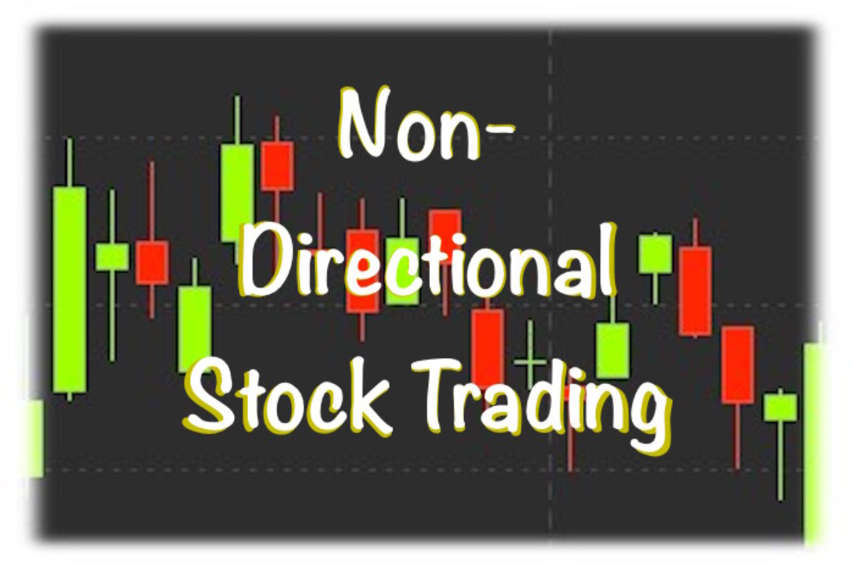 Non-Directional Stock Trading for Better Probability of Profit