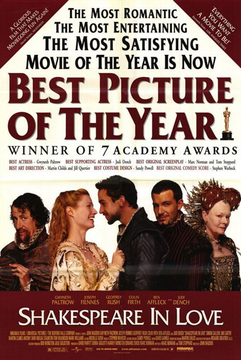 The Worst Best Picture Oscar Winners Since 1990