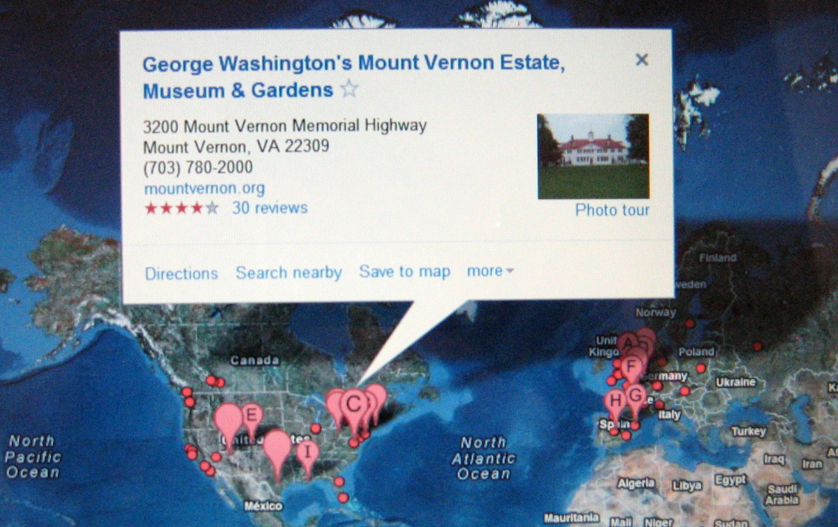 How To Use Google Maps 3D Photo Tours: Visit World Landmarks Online