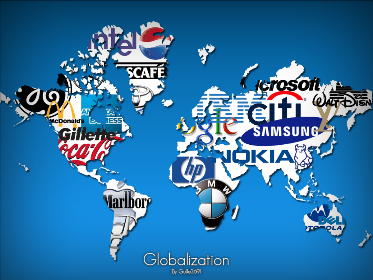 Corporate Globalization and Greed