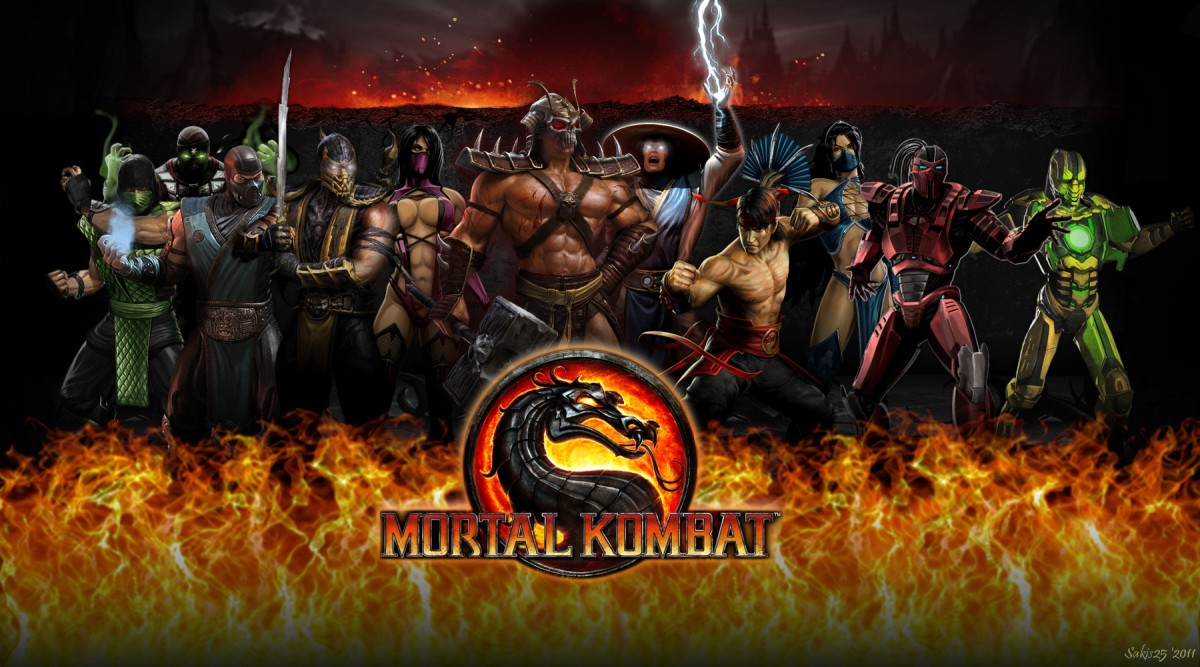 list of mortal kombat 2011 characters. Mortal Kombat 2011 Single