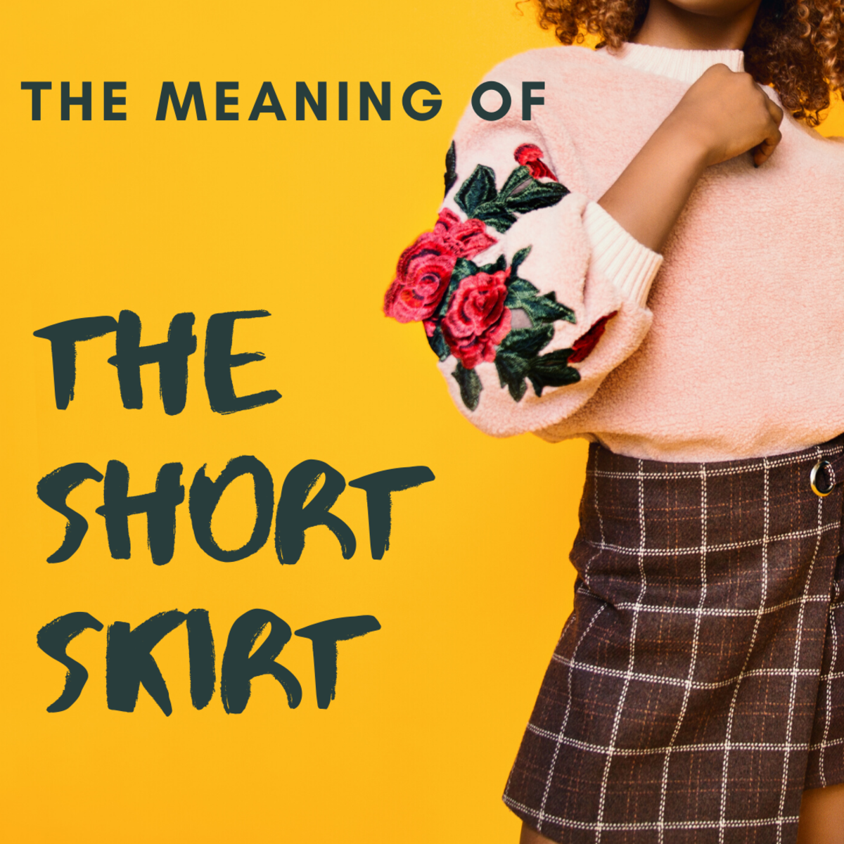Women in Short Skirts Are [Insert Opinion Here]