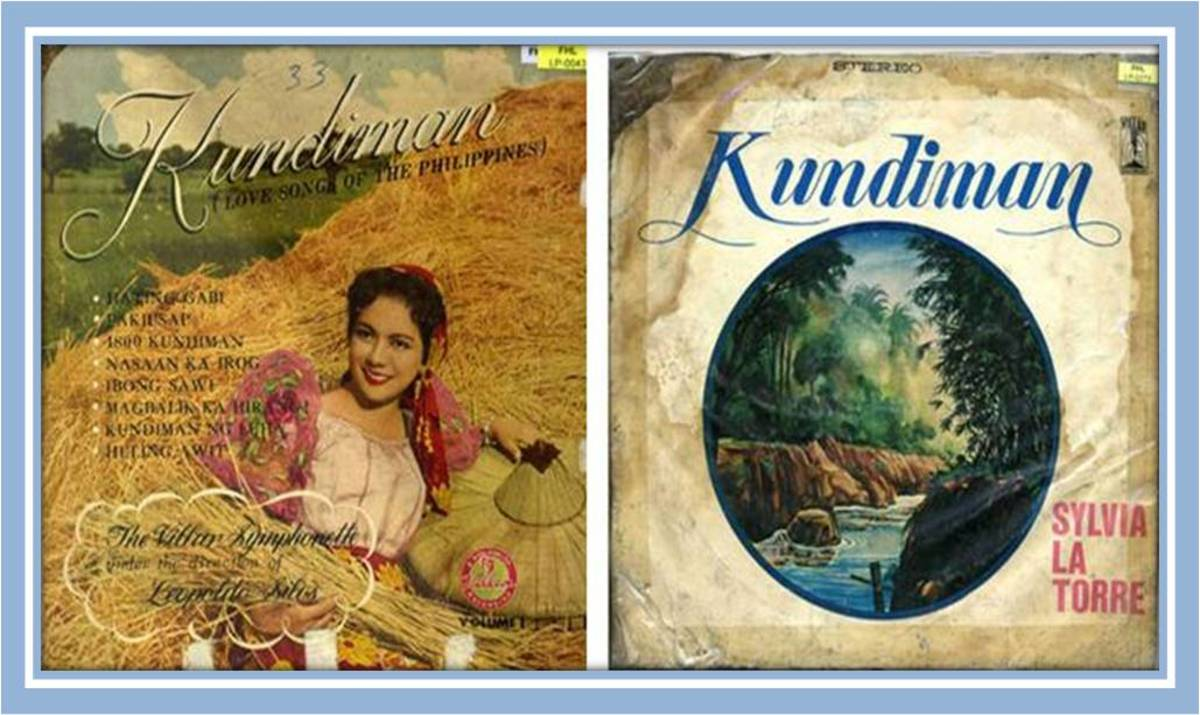 Kundiman - Filipino Love Songs
