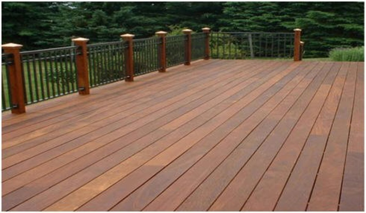 How To Clean Stain Amp Seal A Deck Dengarden