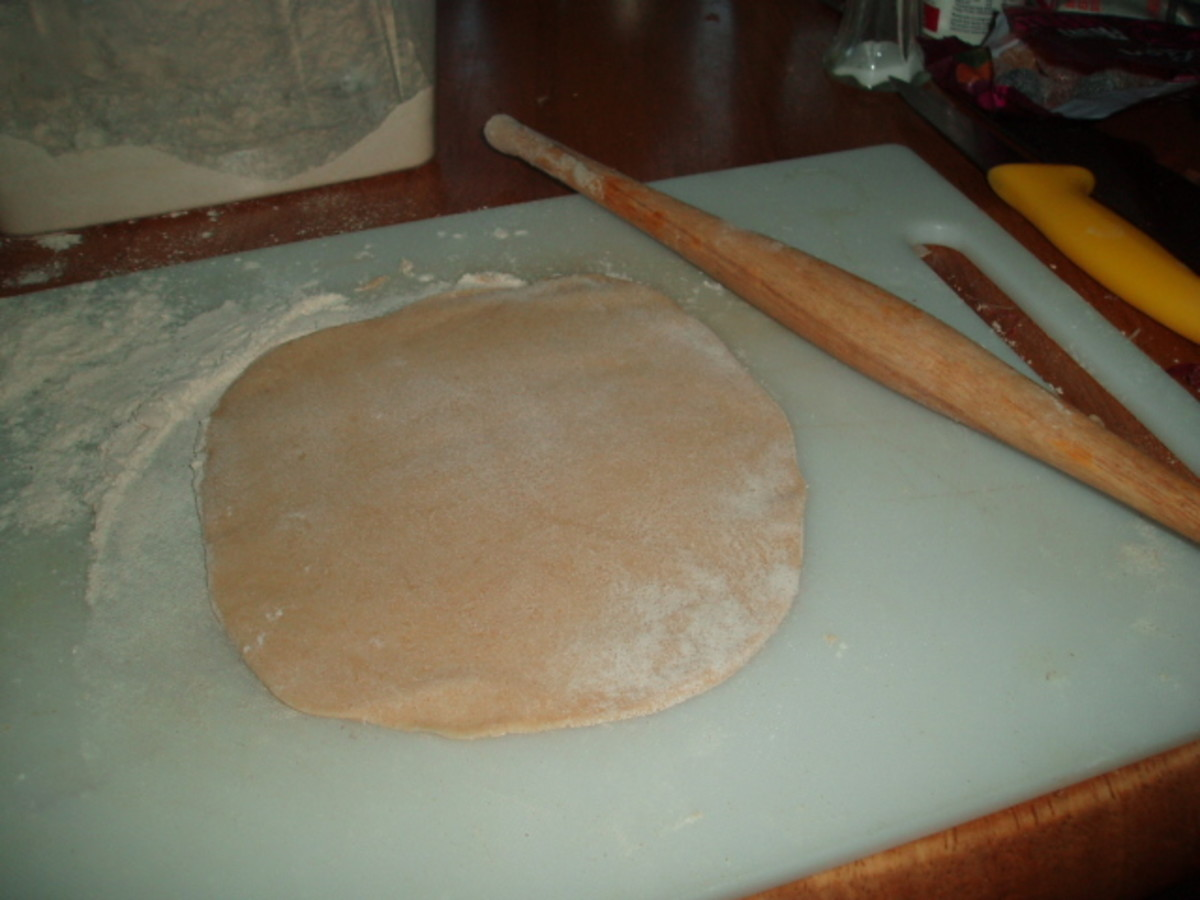 This article will show you how to make delicious chapatis and other Indian-style breads.