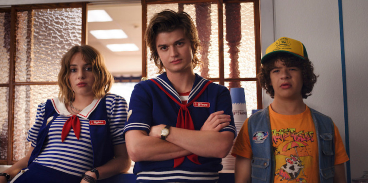A couple of the Stranger Things cast will find themselves on this list later on!