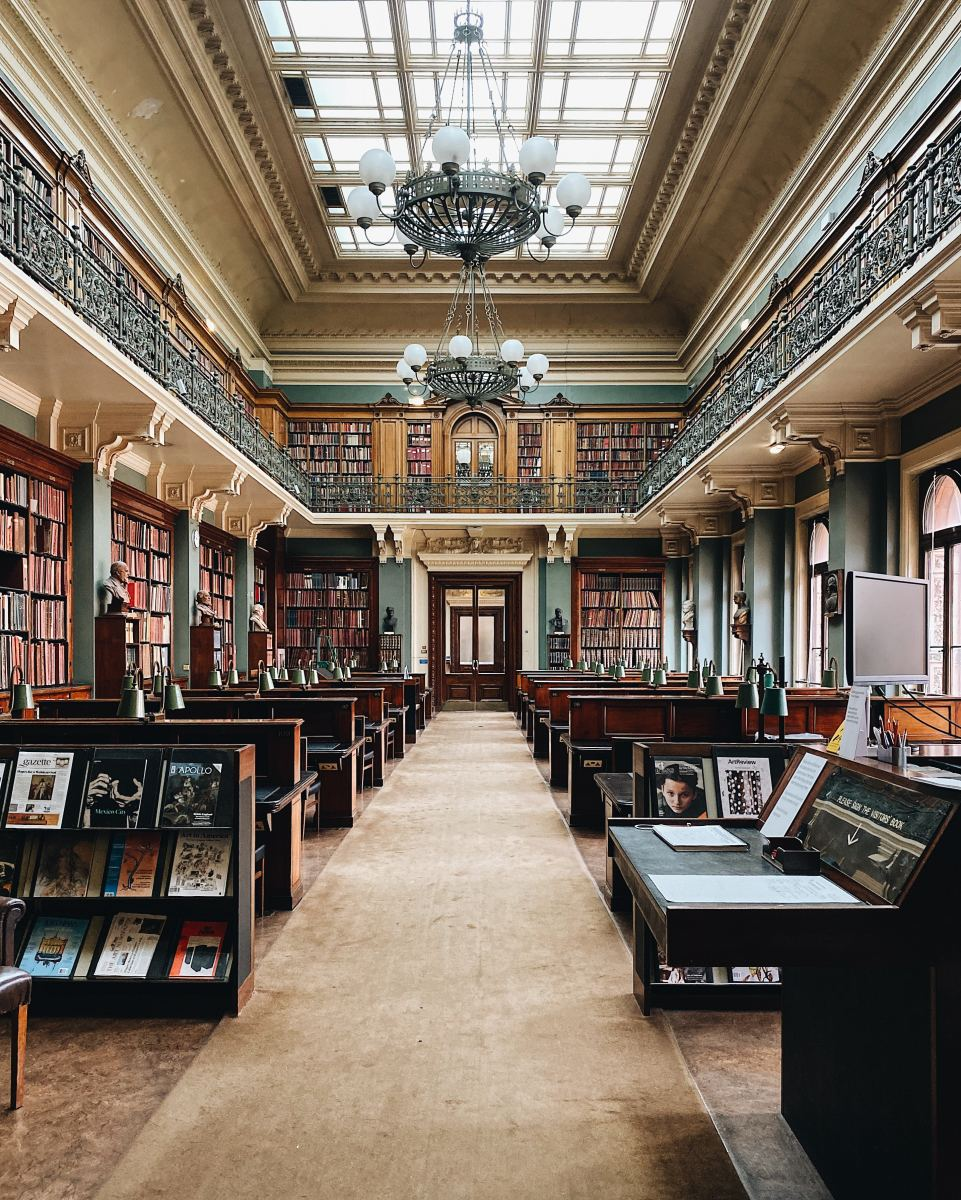 Library Hacks:  How to Get the Most Out of Your Public Library