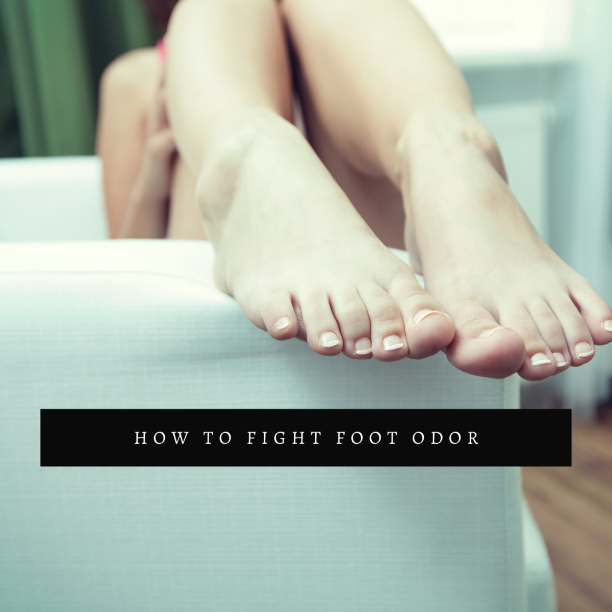 Ban foot odour for life!