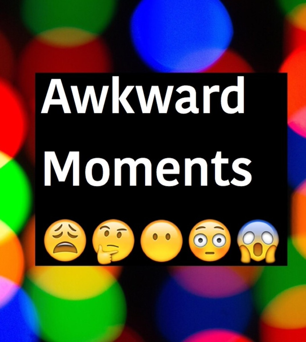 "Funny ""That Awkward Moment When"" Quotes, Statuses And Memes"