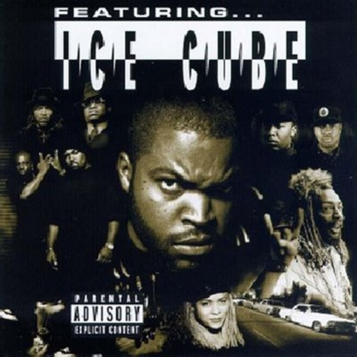"Ice Cube—""Featuring Ice Cube"""