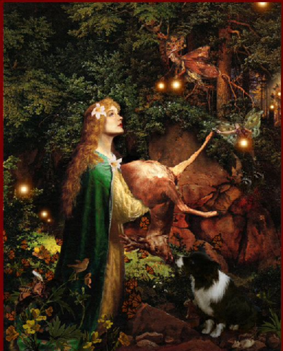 Artemis: Archetype and Goddess of the Hunt and Moon