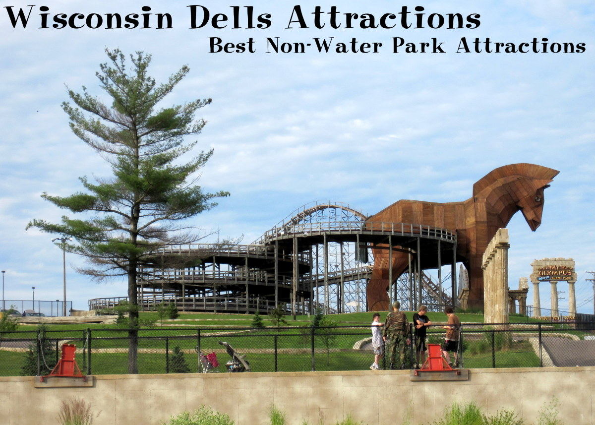 Top 12 Wisconsin Dells Non-Water Park Attractions