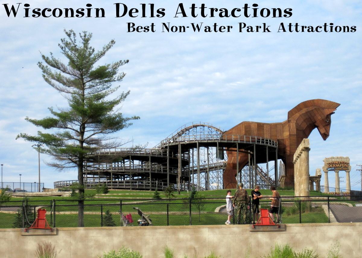 Top 12 Wisconsin Dells Non Water Park Attractions Wanderwisdom Travel