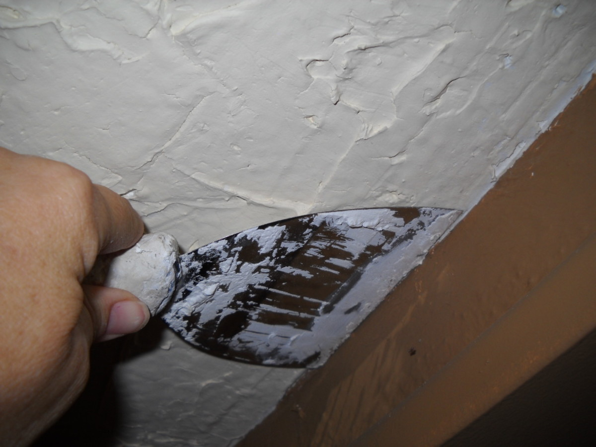 can you put drywall texture over wallpaper