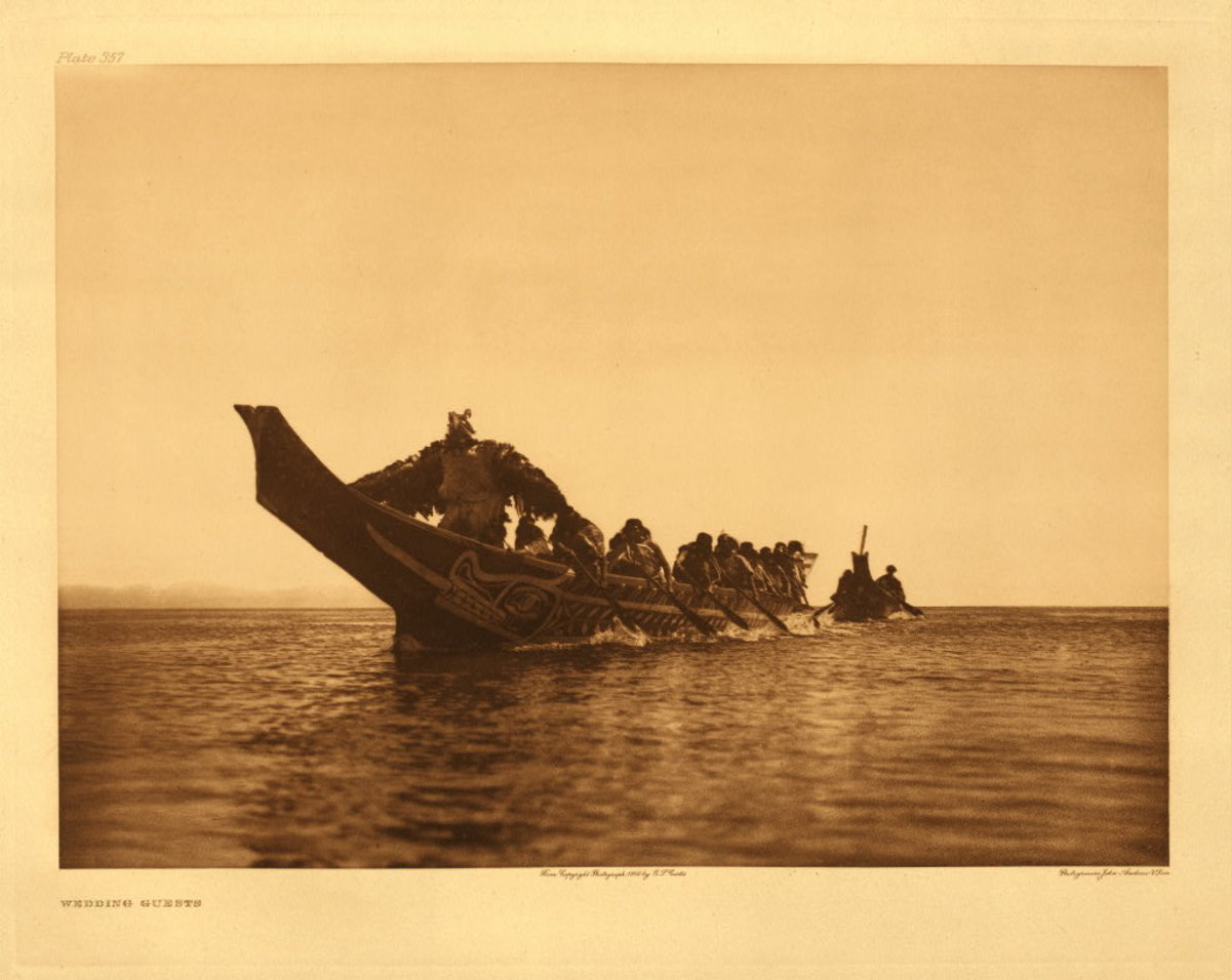 Many of more of Curtis's photographs of North American Indigenous Peoples are held under copyright in various university archives.
