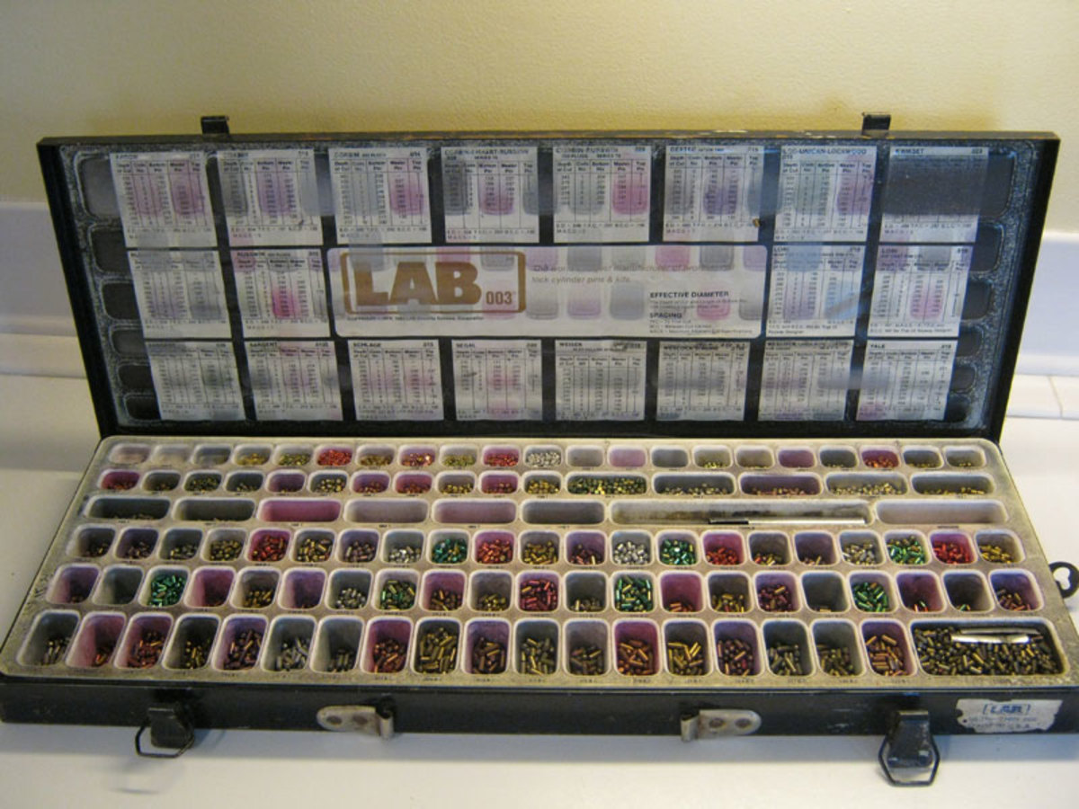 LAB .003 Increment Pin Kit