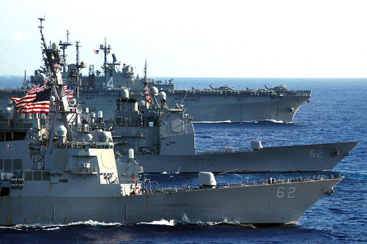 The 450 Ship Fleet