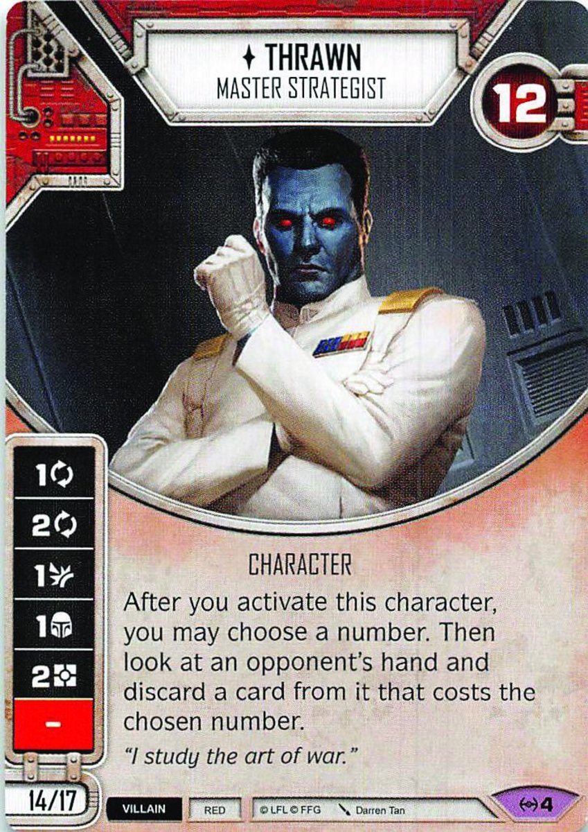 Top 10 Characters in Star Wars: Destiny