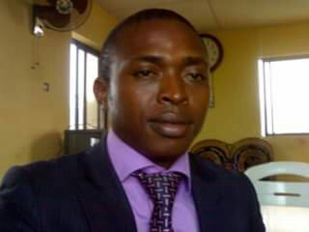 Ohiare Stephen, Abeokuta, Nigeria
