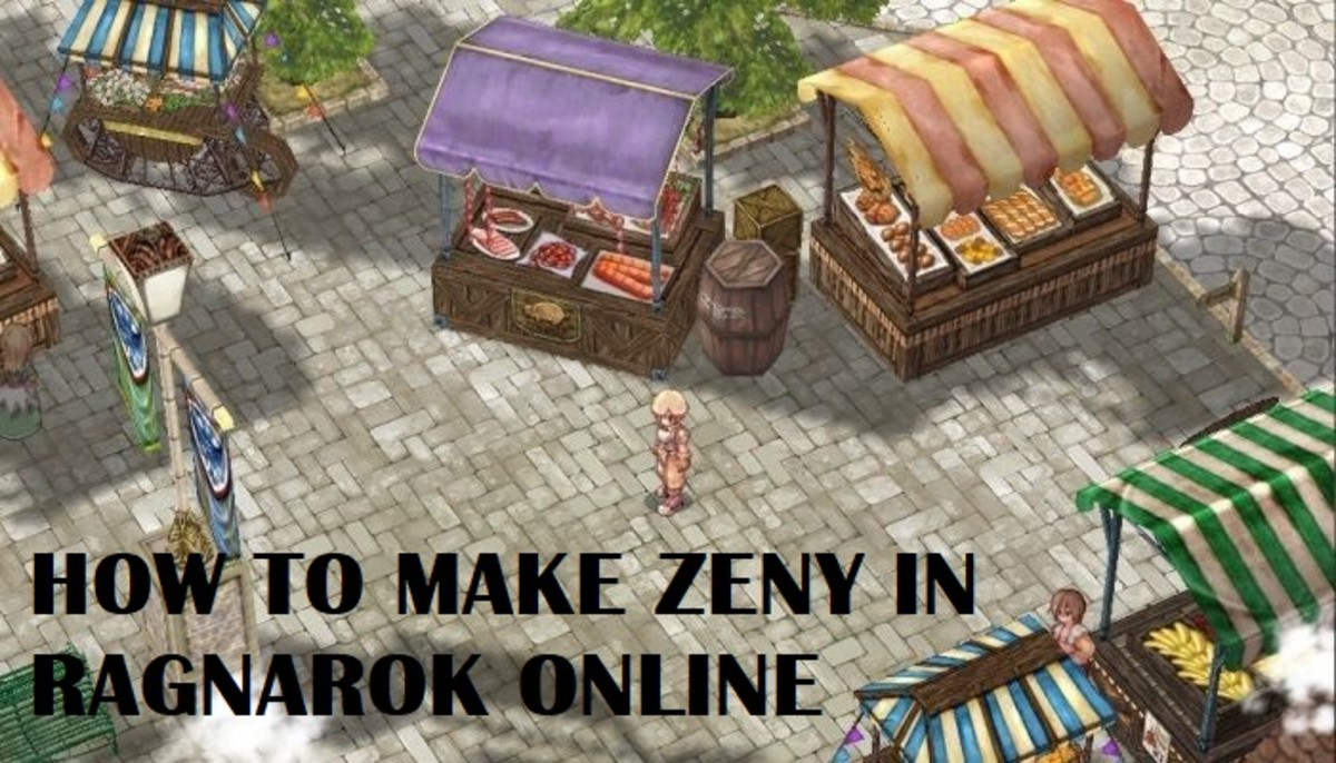 """Learn how to make more zeny in """"Ragnarok Online."""""""